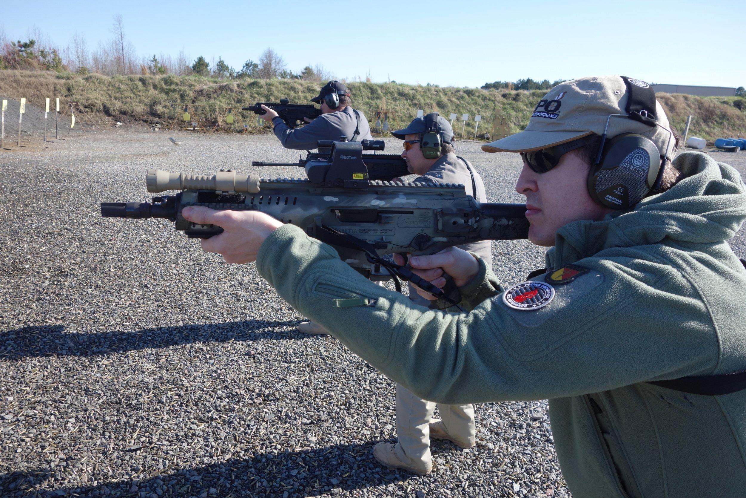 Beretta ARX 100 Semi Auto Ly ARX 160 Select Fire 5 56mm NATO