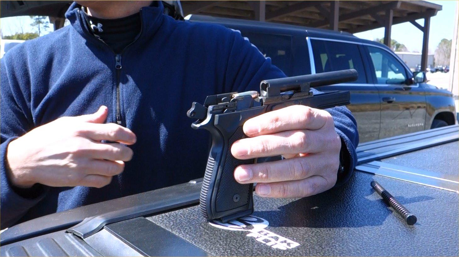 Beretta M9A3/92FS/92G 9mm Combat/Tactical Pistol at Beretta