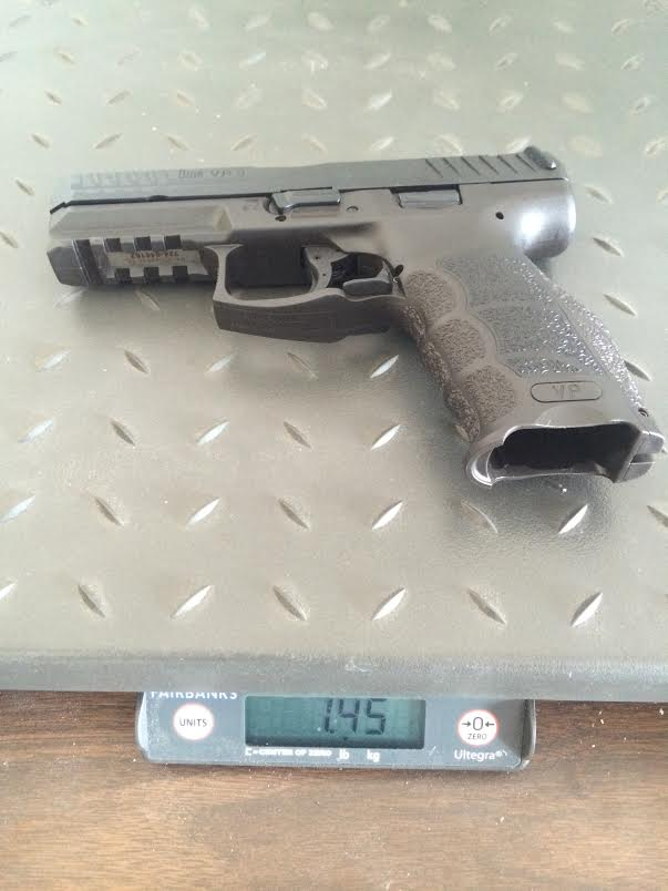 Walther PPQ M1 Classic versus Heckler & Koch HK VP9: High