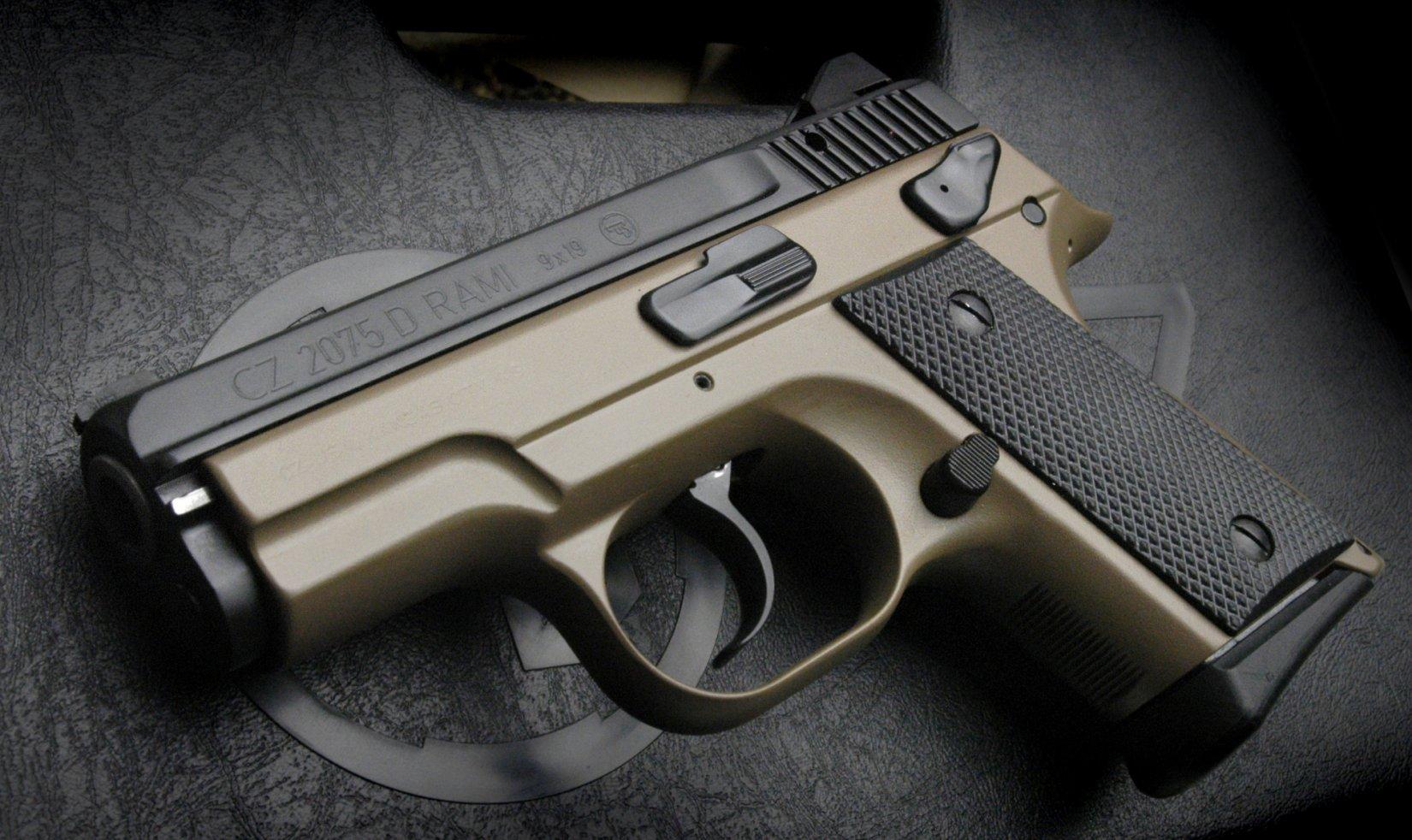CZ 2075 RAMI BD (Decocker): Big Gun Performance in a Sub
