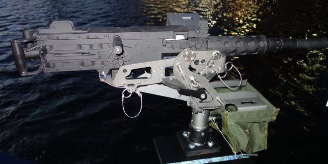 Global Military Solutions GMS M21 Universal Heavy Mount (UHM) for Heavy Machine Guns and Cannons: The Bentley of Heavy Machine Gun/Cannon Mounts! (Video!)