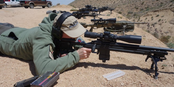 US Optics Academy Long Range Precision I: Two-Day Precision Rifle/Long Range Interdiction (Sniping) Course with US Marine Corps Sniper/Instructor Tyler Hughes in the Southern California Mountains