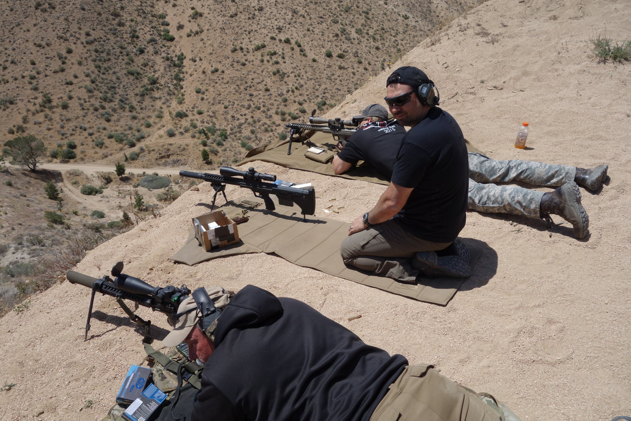 Gun review desert tactical arms stealth recon scout dta srs rifle - Try Watching This Video On Www Youtube Com Or Enable Javascript If It Is Disabled In Your Browser