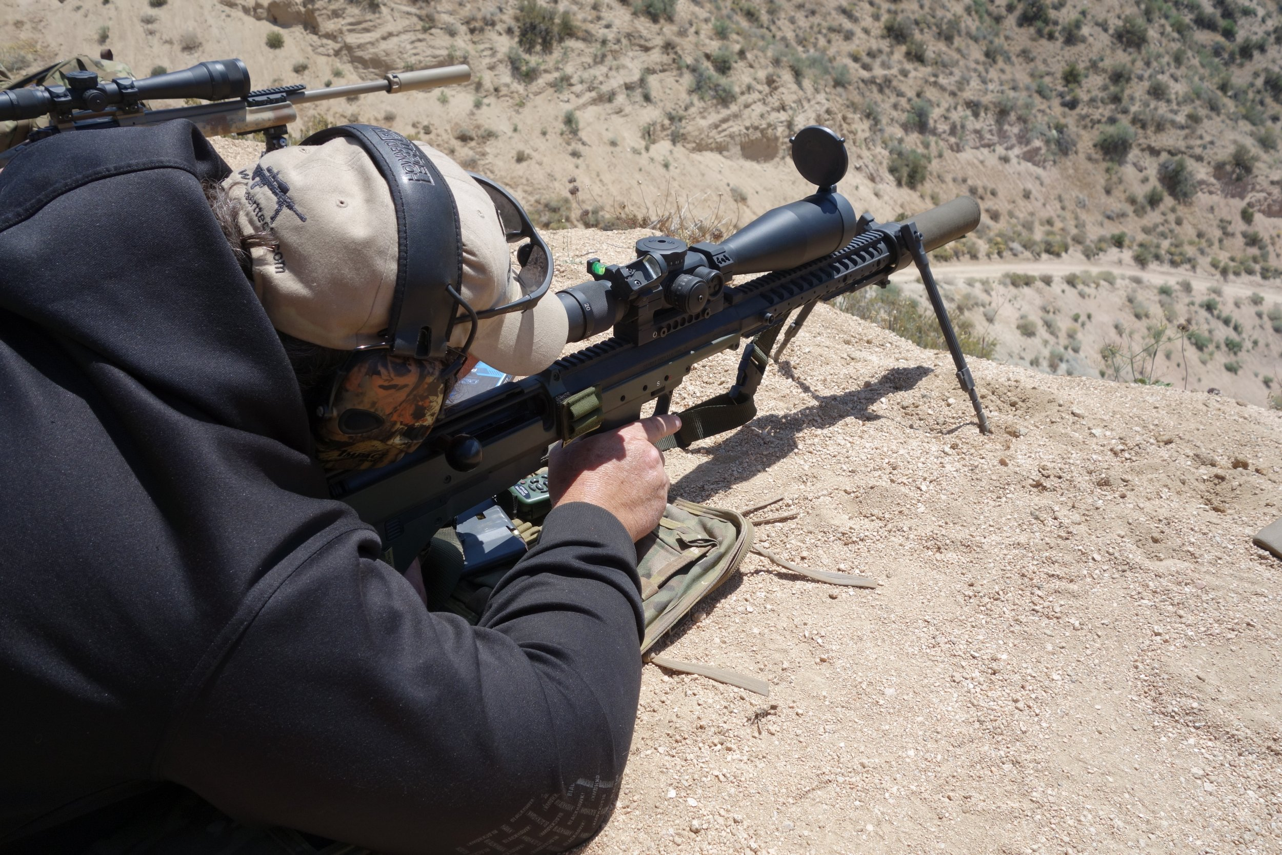 Gun review desert tactical arms stealth recon scout dta srs rifle - Us Optics Academy Long Range Precision I Two Day Precision Rifle Long Range Interdiction Sniping Course With Us Marine Corps Sniper Instructor Tyler