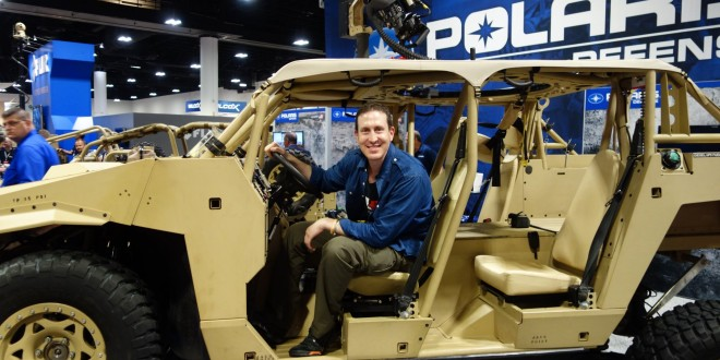 Polaris Defense DAGOR Ultra-Light Combat Vehicle (ULCV): Air-Droppable/Transportable Weaponized Fast All-Terrain/Off-Road Fast-Attack Vehicle for Special Operations Forces (SOF) Missions