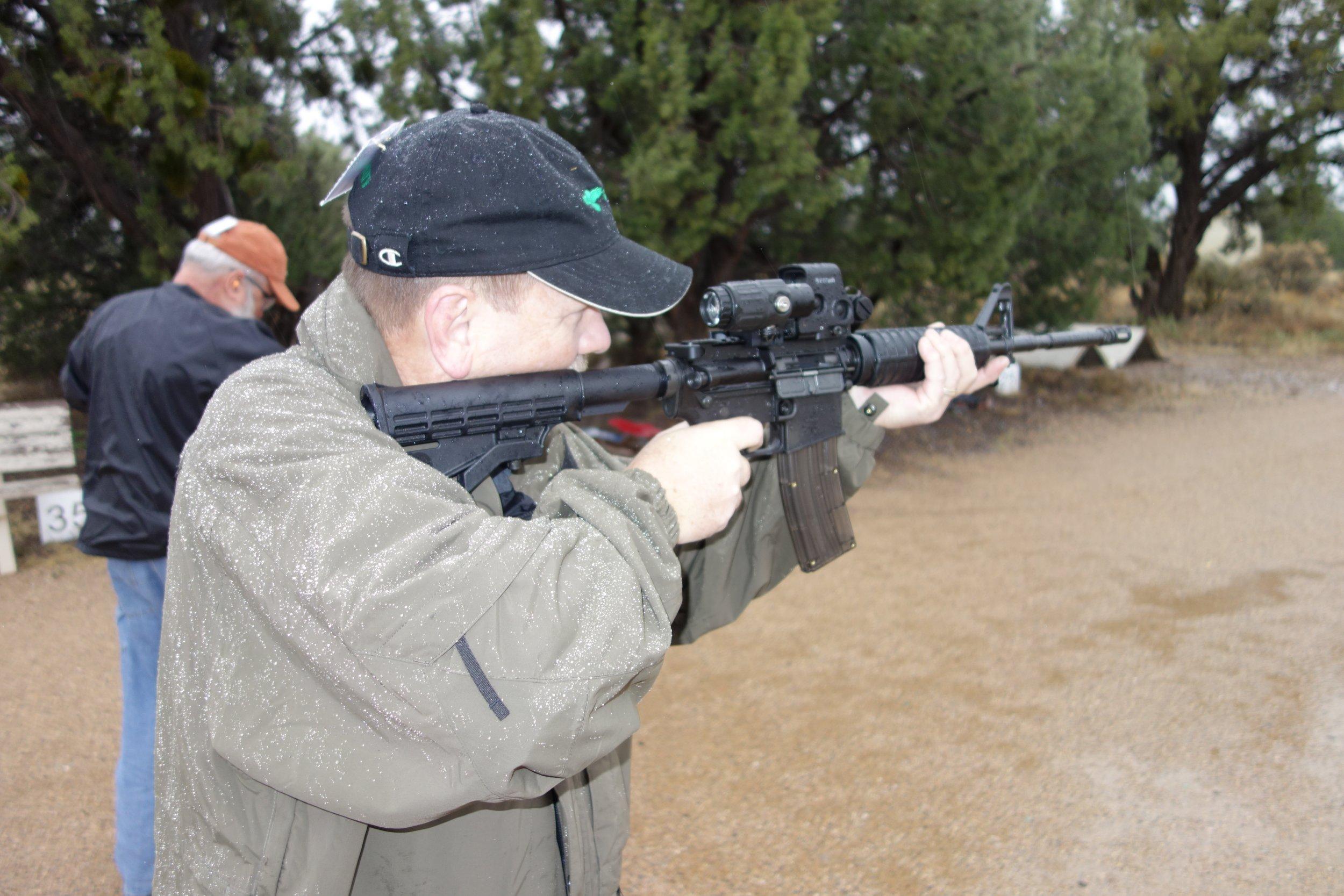 Bushmaster C-22 (Carbon 22) Tactical AR-15/M4/M4A1 Carbine