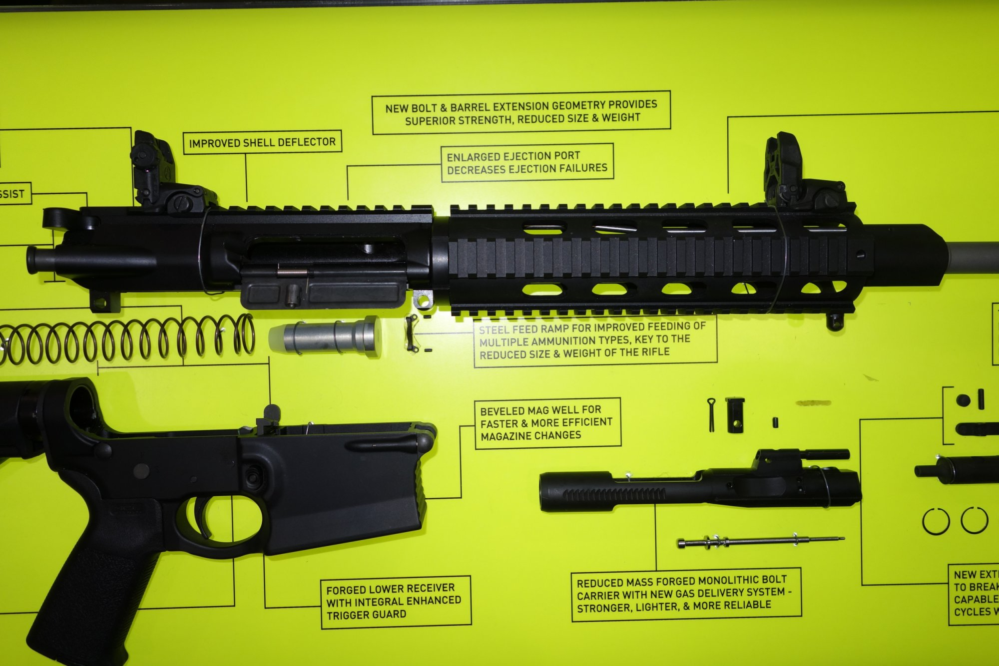 DPMS Panther Arms GII (G2) Recon  308 MSR: 7 62mm NATO/ 308 Win