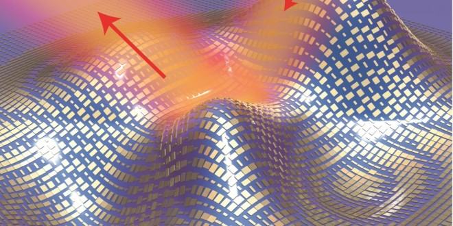 Berkeley Lab Team Develops Ultrathin, Flexible Gold-Nano-Brick 'Invisibilty Cloak': Adaptive Camouflage/Visual Cloaking Tech for any 3D Object!