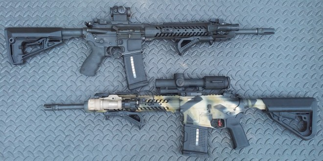 Jeff Gurwitch: IMI Defense Tactical AR Rifle/Carbine/SBR Accessories (G2 Enhanced 5.56mm and 7.62mm NATO Rifle Magazines, Flip-Up Buis, Buttstocks and Angled Foregrips) are Good to Go!