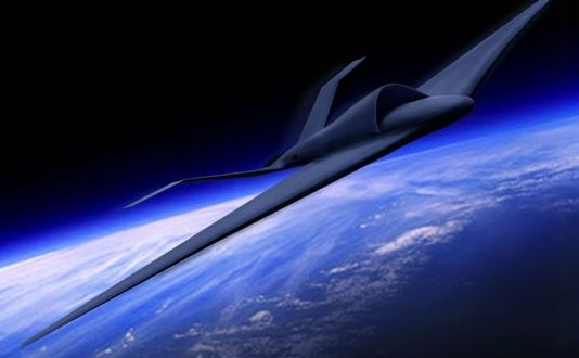 Lockheed Martin Skunk Works TR-X High-Altitude Low-Observable/Stealth Tactical Reconnaissance Aircraft Concept