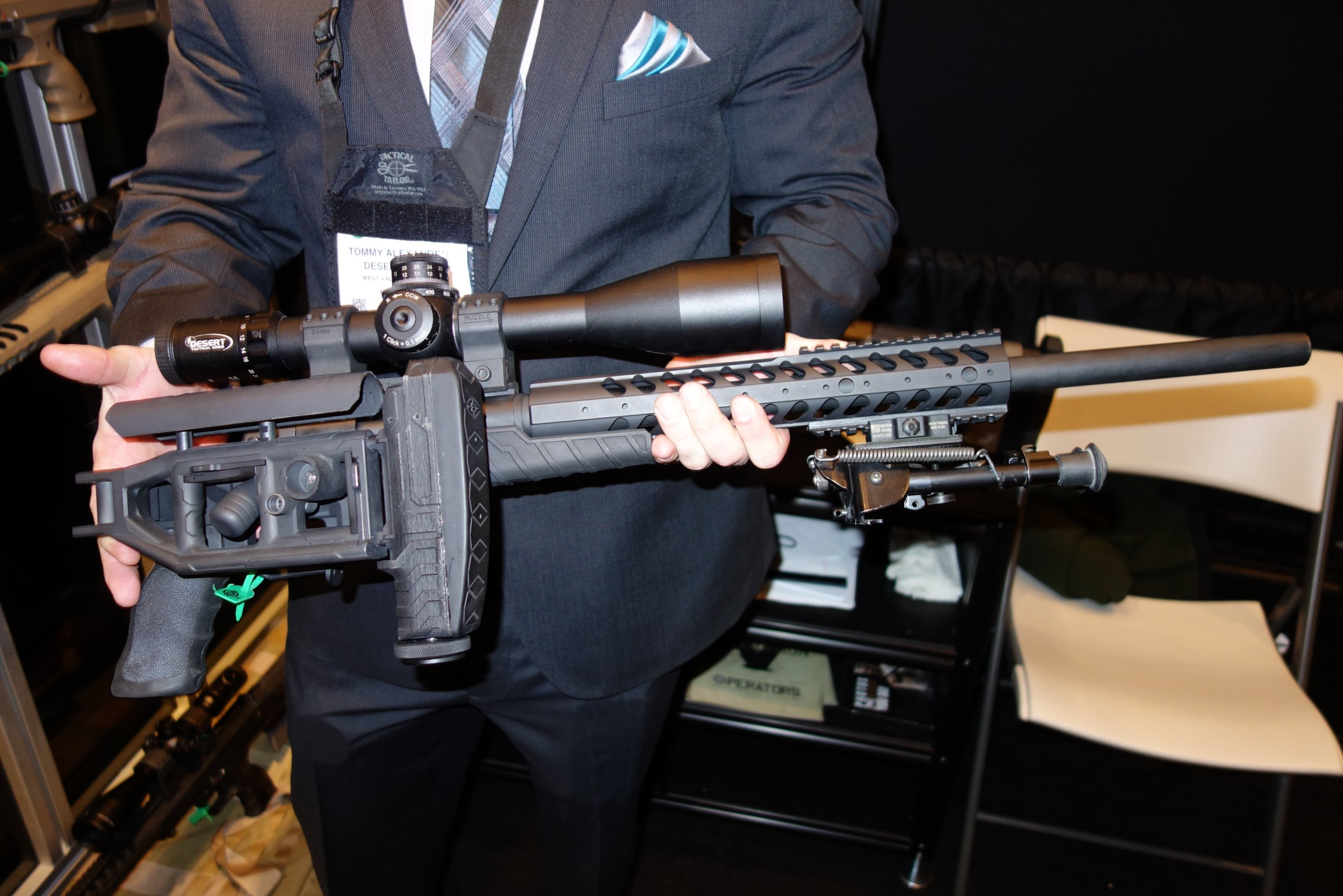 Gun review desert tactical arms stealth recon scout dta srs rifle - It Should Be Noted That Defensereview Dr Came Away From That Experience Really Impressed With The Dt Srs A1 S Ergonomics And Performance