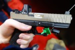 ZEV_Technologies_ZEV Tech_GlockWORX_Z19_Enhanced_SOCOM_and_Z19_Trilo_Custom_Glock_19_G19_Pistol_Packages_with_Trijicon_RMR_Mini_Red_Dot_Sight_SHOT_Show_2015_David_Crane_DefenseReview.com_(DR)_27