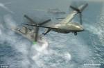 Northrop_Grumman_NG_Tail-Sitter_UAS_UAV_Drone_Aircraft_DARPA_1