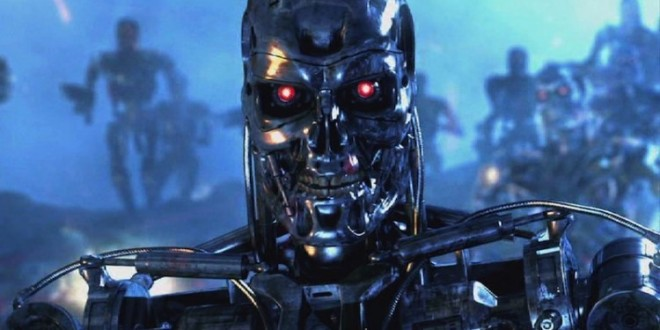 Rise of the Robot Soldier and Squad X Core Technologies (SXCT): 'Terminator'-Like Artificially-Intelligent (AI) Cybersoldiers and Drone and Boat Swarms to Augment Infantry Warfighters with Total, Multi-Perspective 3D Battlefield Awareness, or just Kill all of Us?