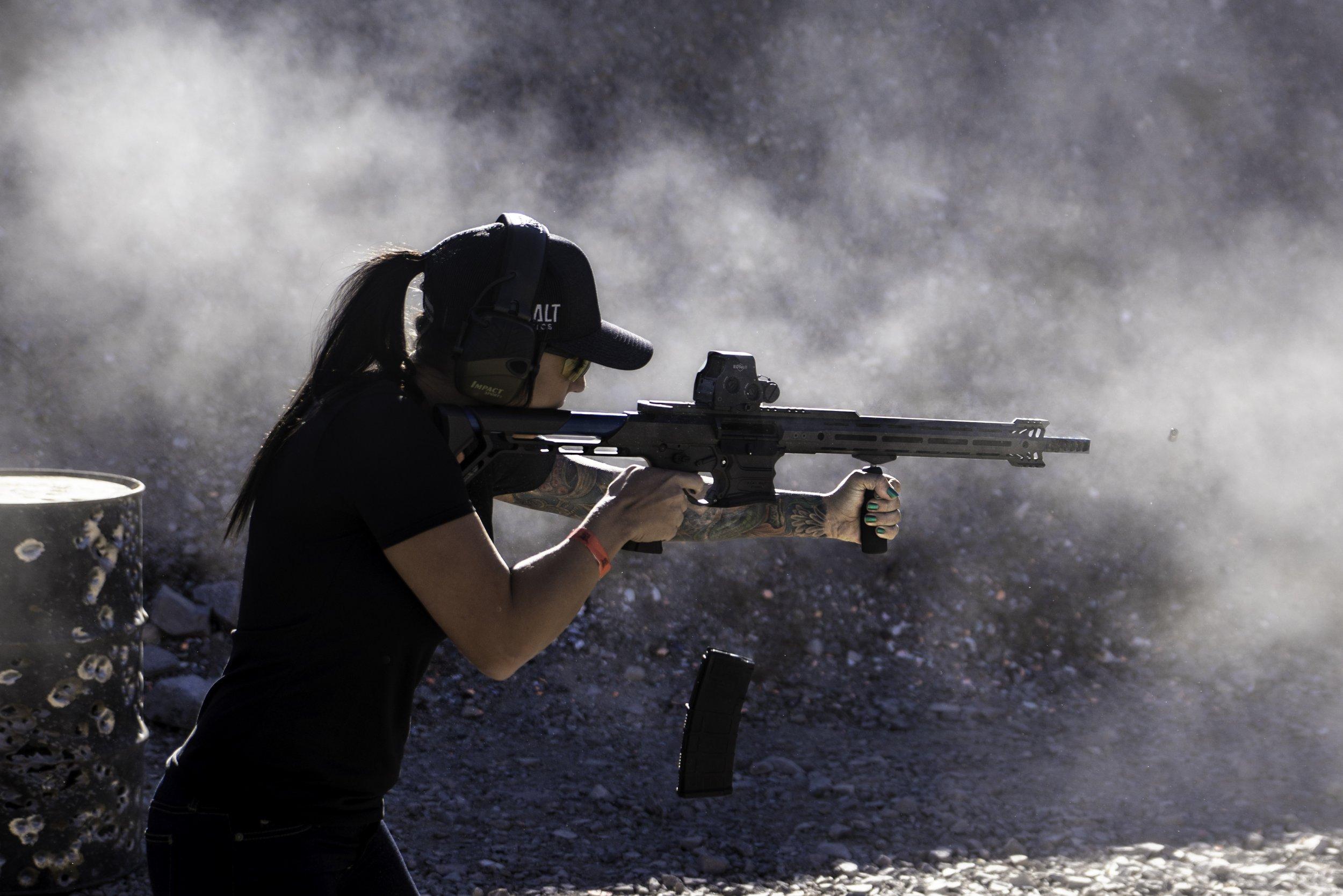 Cobalt Kinetics Evolve 3 Gun Competitiontactical Ar 15 Rifle