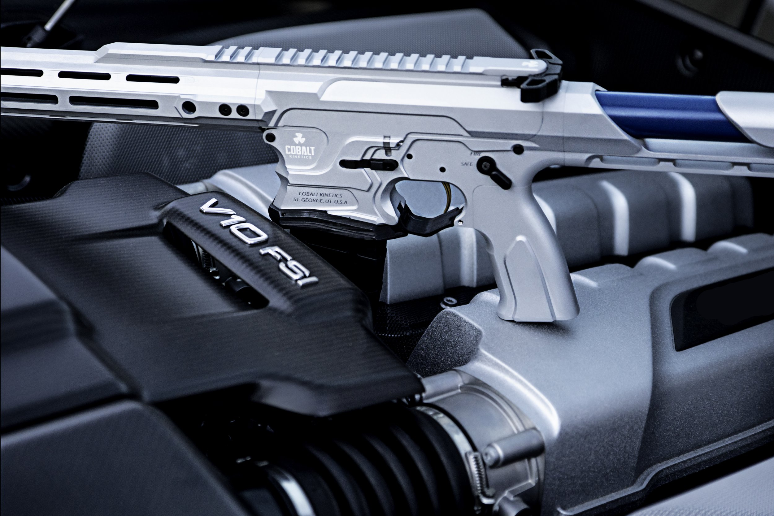 Cobalt Kinetics Evolve 3-Gun Competition/Tactical AR-15