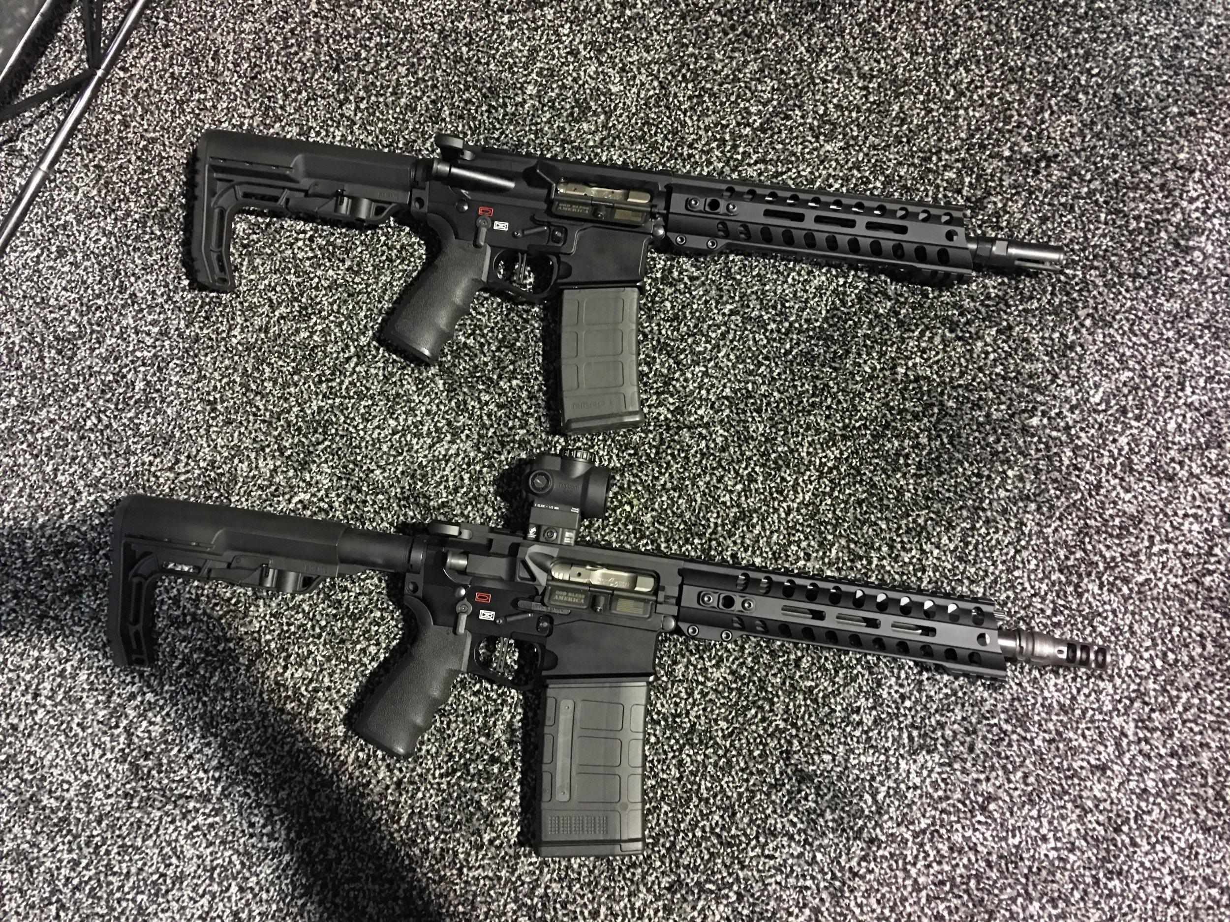 Patriot Ordnance Factory POF-USA Revolution Very-Small-Frame