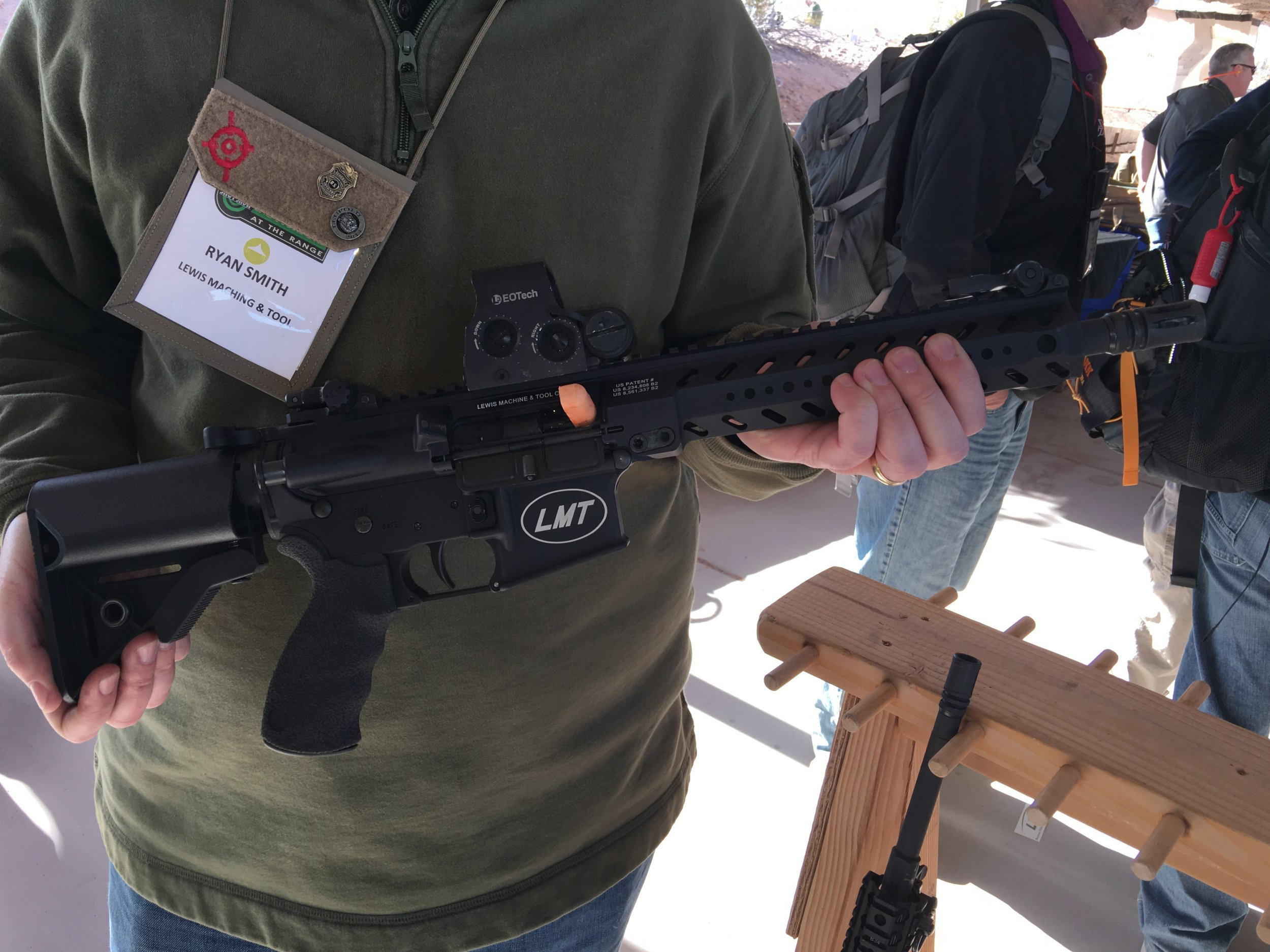 LMT Defense LM8PDW556 / LM8PDW300 PDW (formerly the