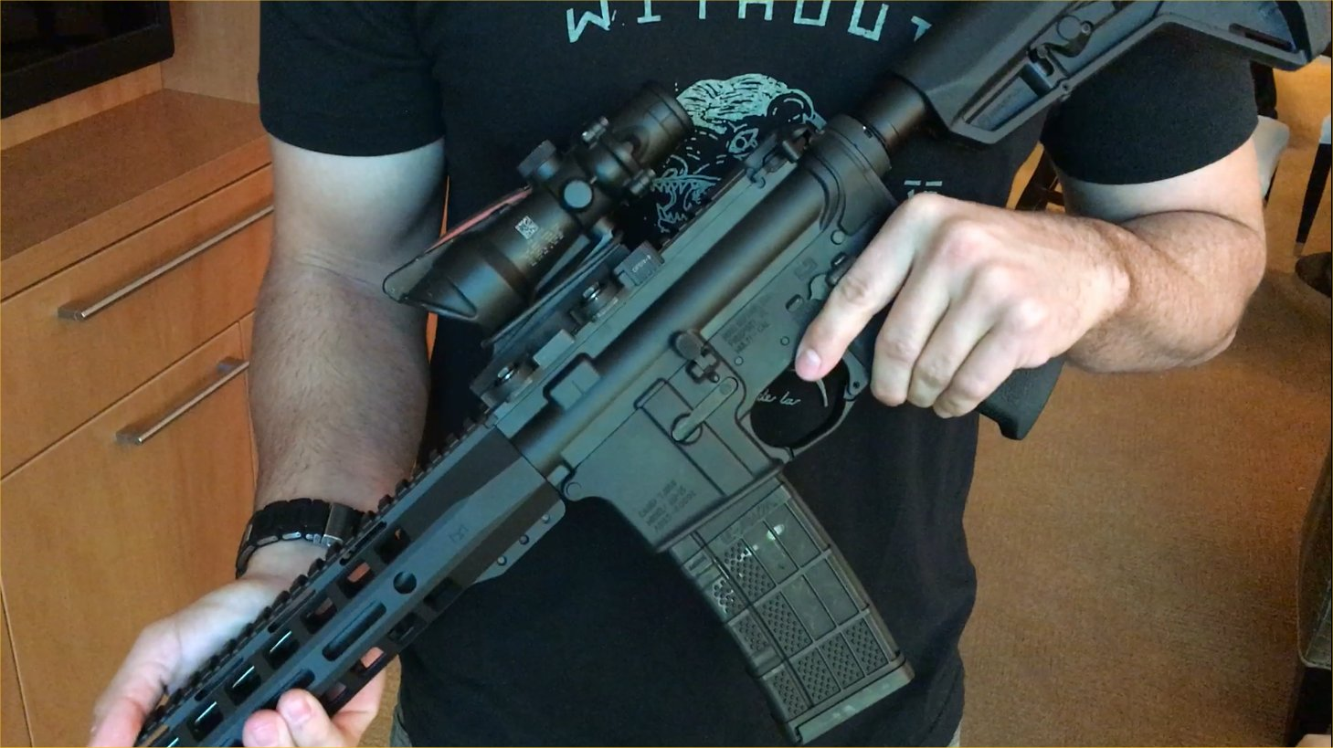 Nous Defions/Arsenal Democracy AD-16 (Billet Receivers) and AD-15