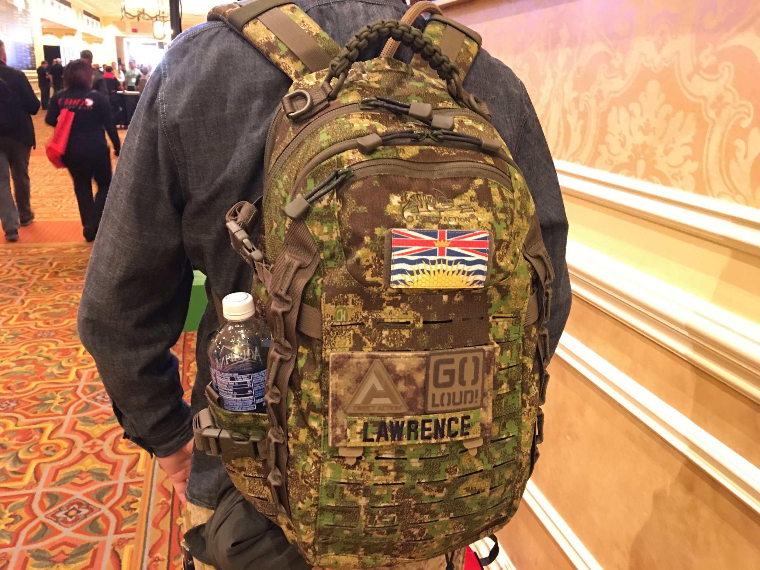 Direct Action Gear (DAG) Dragon Egg and Dust Heavy-Duty Combat Tactical  Hydration Pack (Backpack) Systems in Hyde Definition PenCott Digital Combat  ... 50516766a5710
