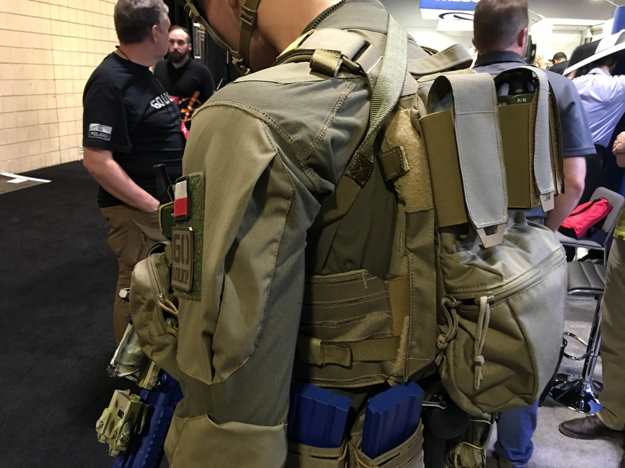 e3f93cdc03b9 By the way, Direct Action is based out of Poland, but they recently reached  an OEM agreement with Tactical Tailor to produce Berry-compliant combat/ tactical ...