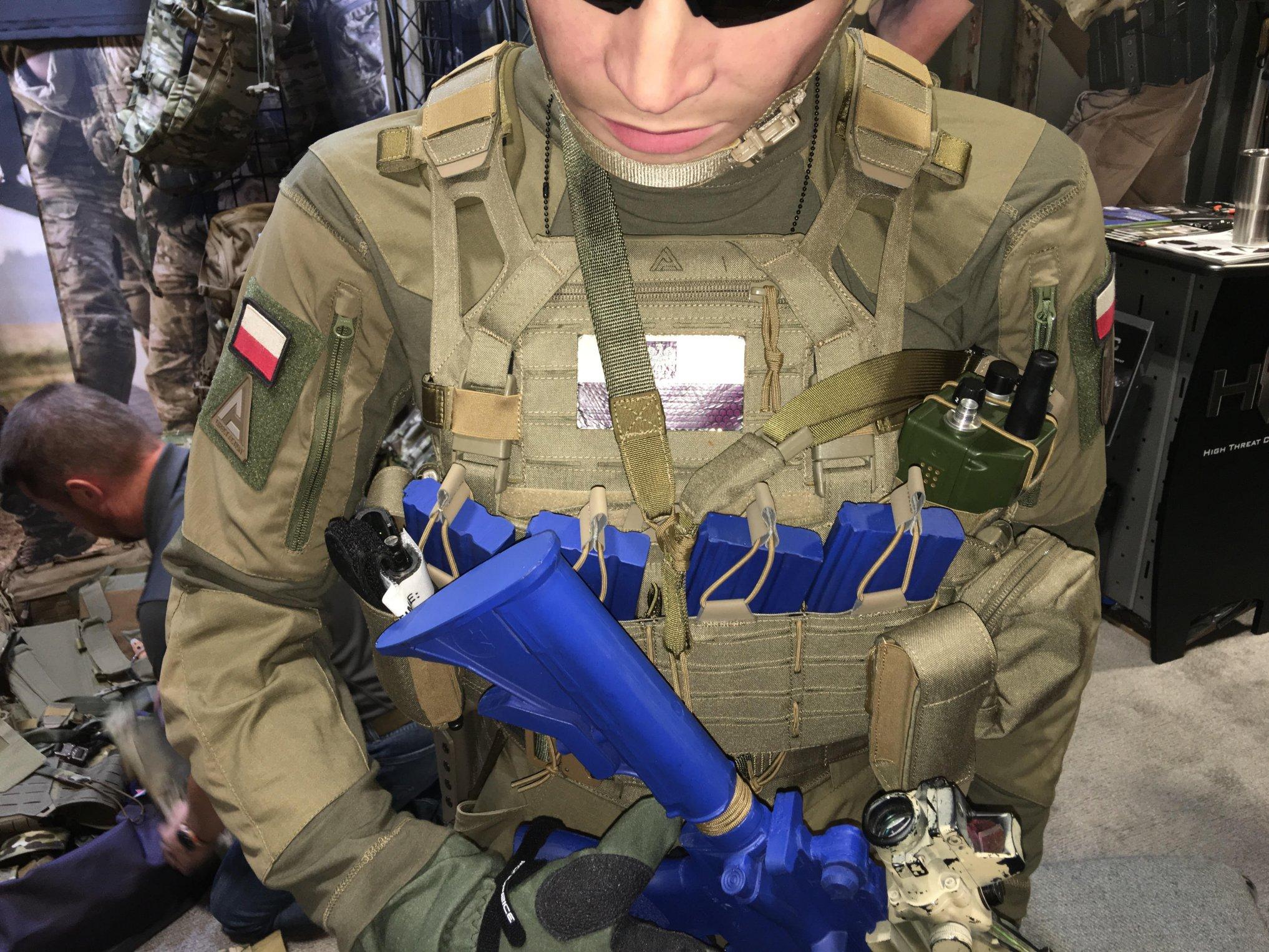 82894b7545b4 Direct Action Advanced Tactical Gear Systems Combat Clothing/Battle Dress  Uniform (BDU) Prototypes: Prototype Combat Shirt and Pants! (Photos!)