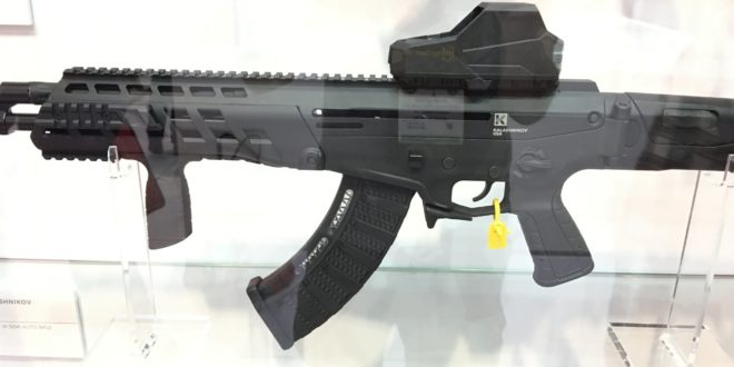 Kalashnikov USA AK Alpha Tactical Rifle/Carbine with Ambi (Ambidextrous) Controls and Hartman MH1 Reflex Sight Red Dot Combat Optic: Next-Step AK-47/AKM for the 21st-Century! (Videos!)
