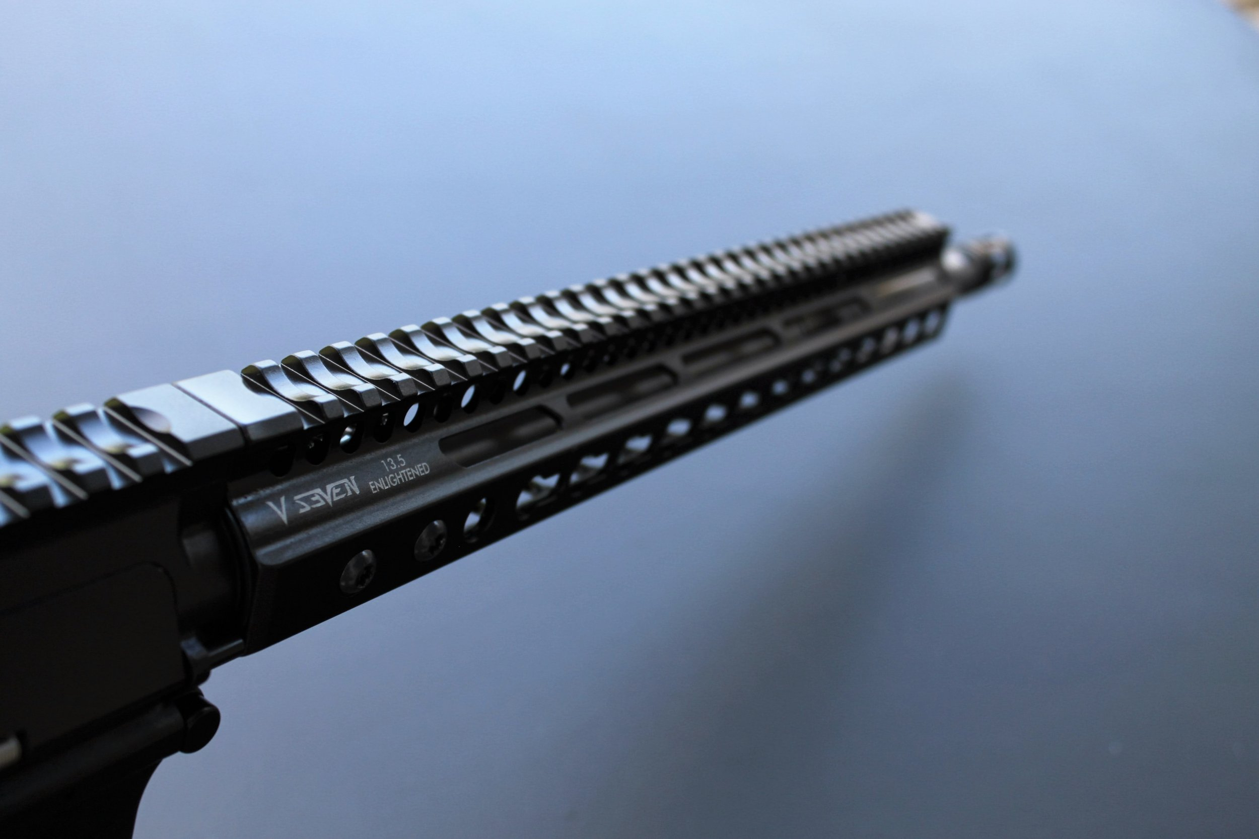 V Seven (V7) Weapon Systems Enlightened Tactical Handguard/Rail