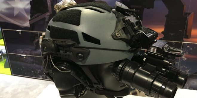 Revision Multi-Use Bump Shell/Modular Ballistic Combat Helmet with Skeletonized Accessory Rail Mount System! (Photos!)