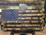 Heritage_Flag_Company_Bourbon_Barrel_Wood_American_Flag_SOFIC_2016_David_Crane_DefenseReview.com_(DR)_1