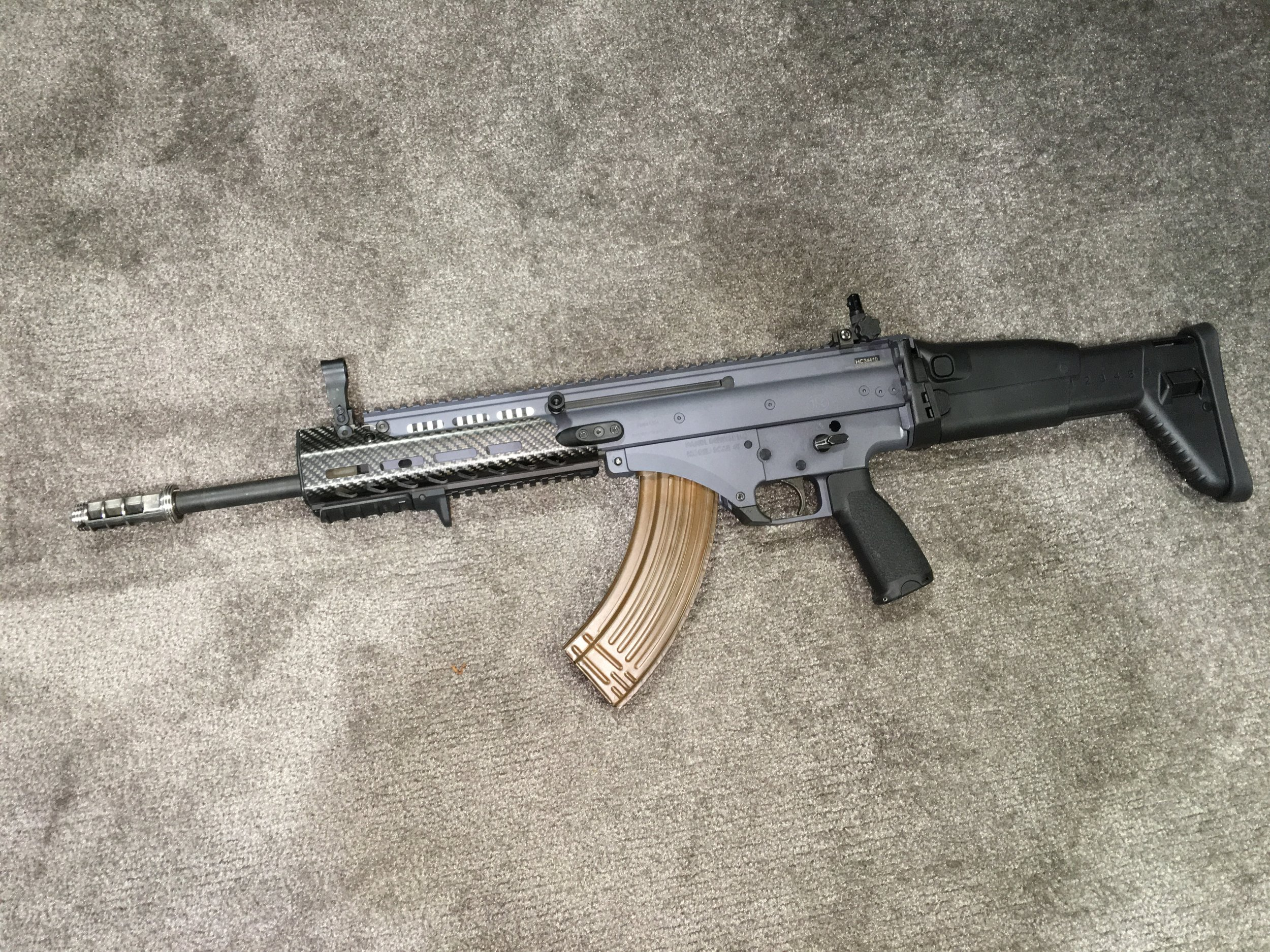 Ken Crane Firearms & Accessories : Handl defense modular aftermarket fn scar mk and