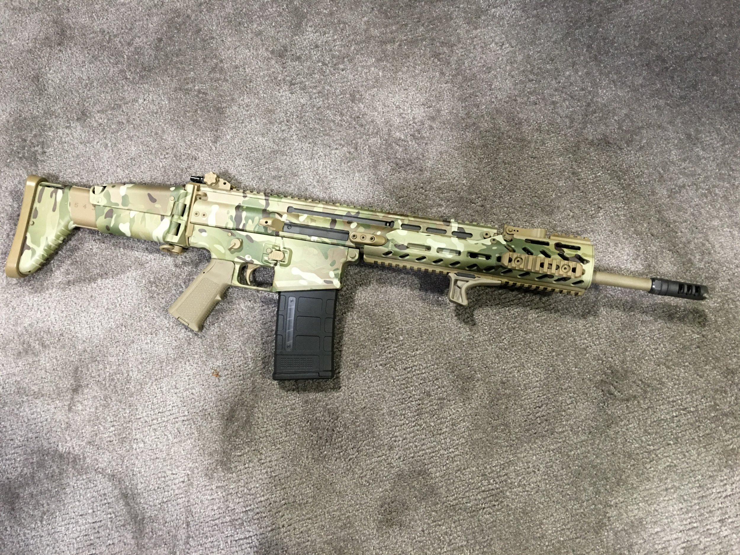Handl Defense Modular Aftermarket FN SCAR (MK-16 and MK-17