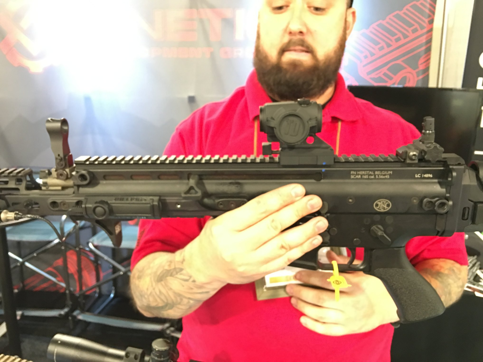 Kinetic Development Group KDG Tactical Weapons (Rifle