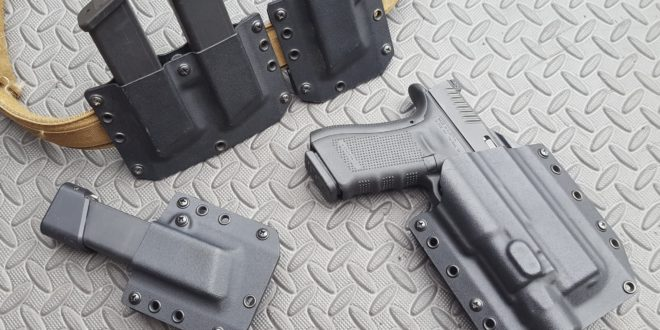 Bravo Concealment BCA Light Bearing Gun Holster and Mag Carrier/Pouches for Covert Missions/Operations and Civilian Concealed Carry (CCW) Applications: Best Combat/Tactical-Kydex Bang for the Buck! (Video!)