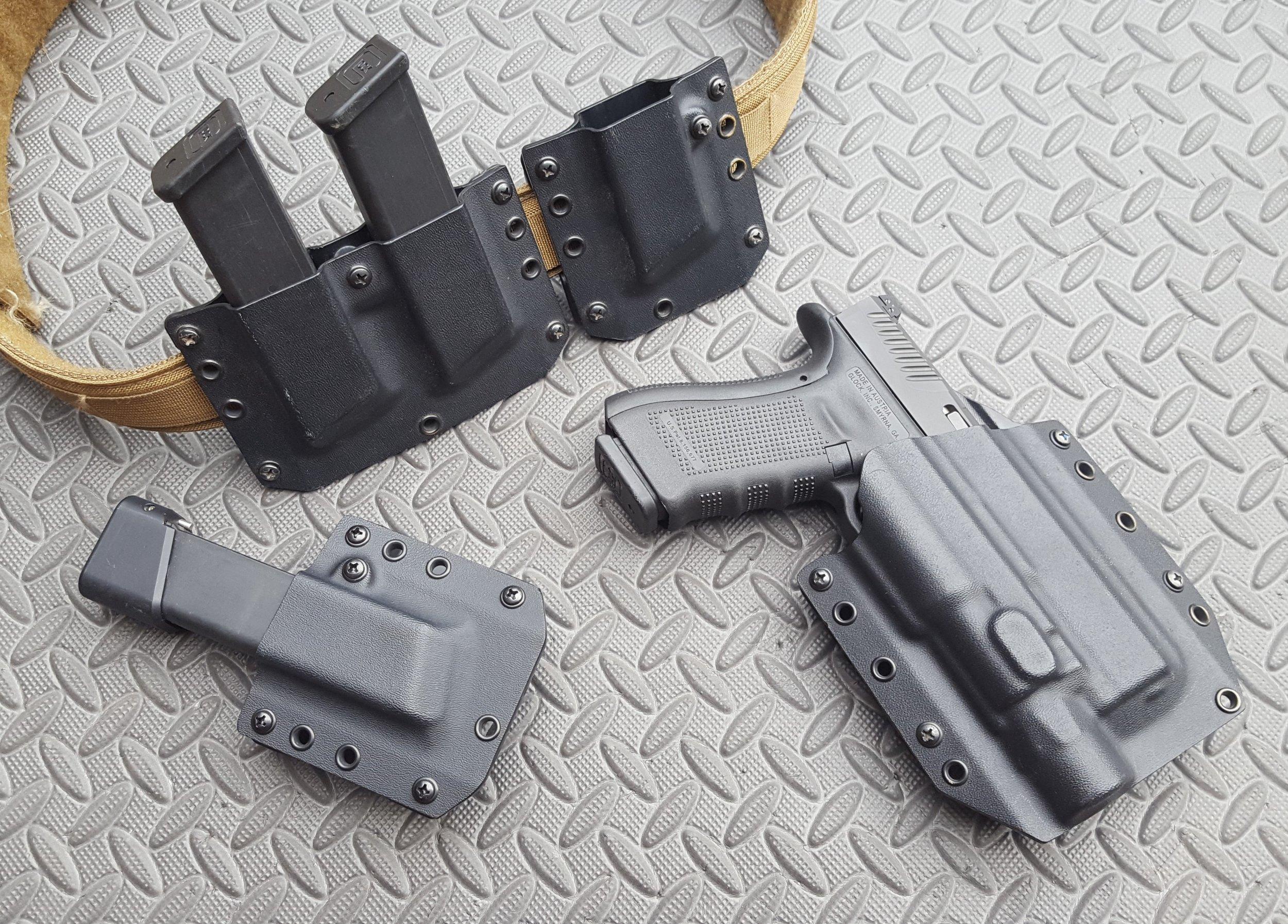 Bravo Concealment Bca Light Bearing Gun Holster And Mag