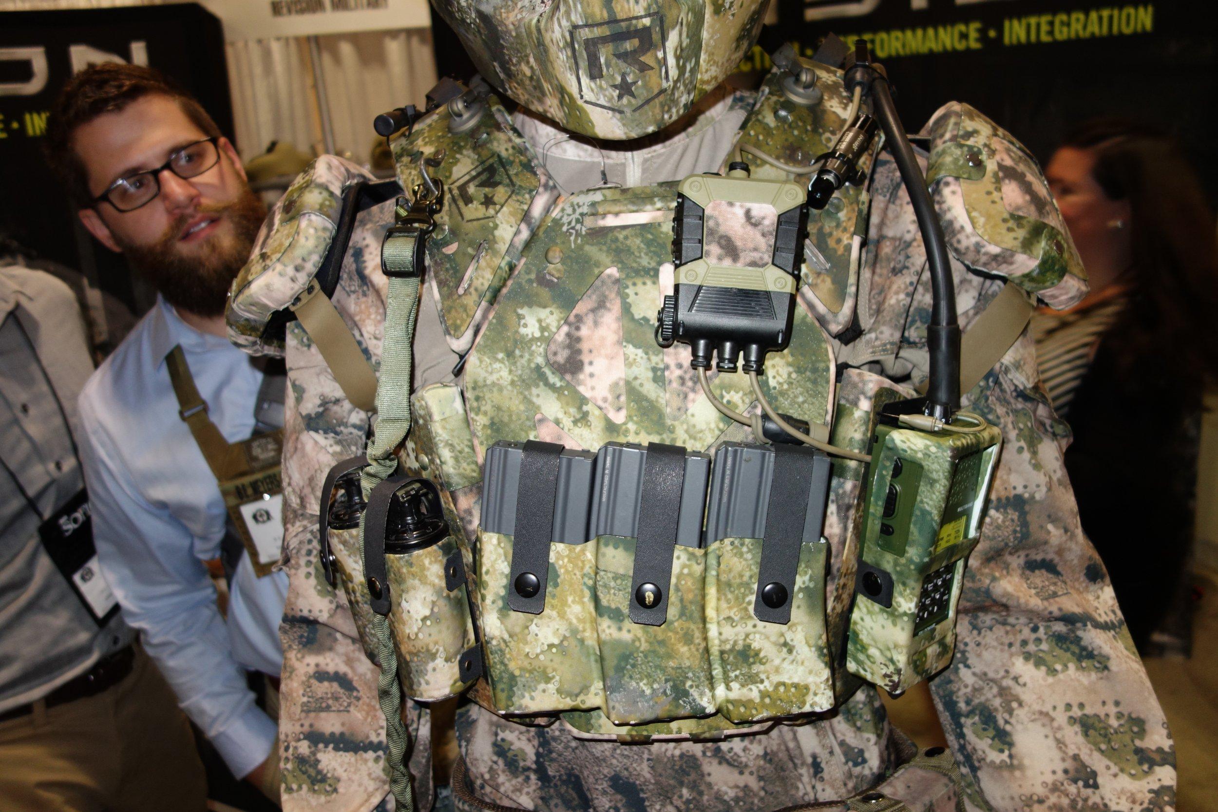 Tactical Assault Light Operator Suit Talos Flyboard
