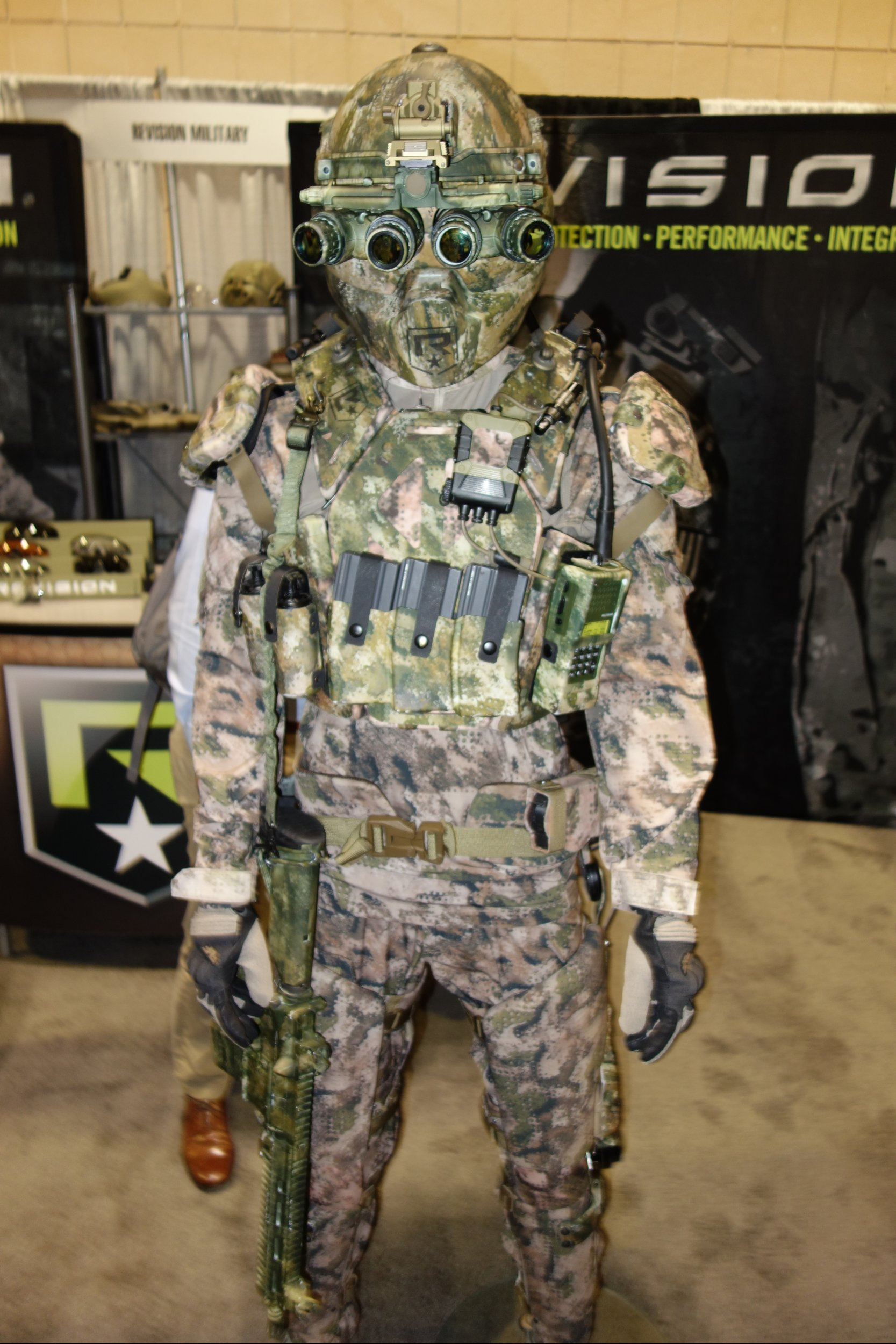 Tactical Assault Light Operator Suit Talos Flyboard