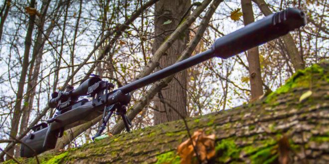 Lobaev Arms SVLK-14S Sumrak (Twilight) Ultra Long-Range Rifle (ULRR): Developmental Sub-.2-.3 MOA Russian .408 CheyTac Bolt Action Anti-Materiel/Sniper Rifle Gunning for 2.6-Mile Range!