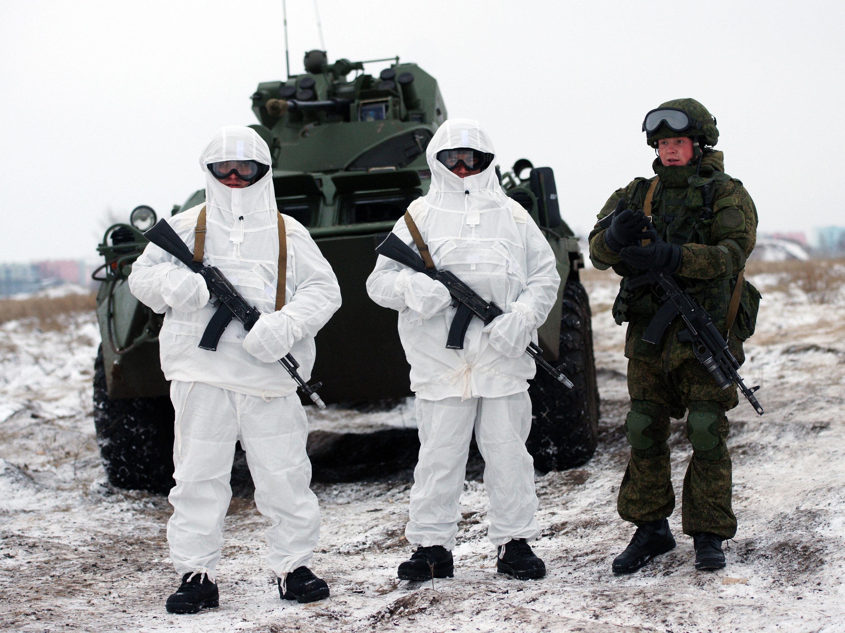 General assault armor 6B43: description, characteristics, protection class 75