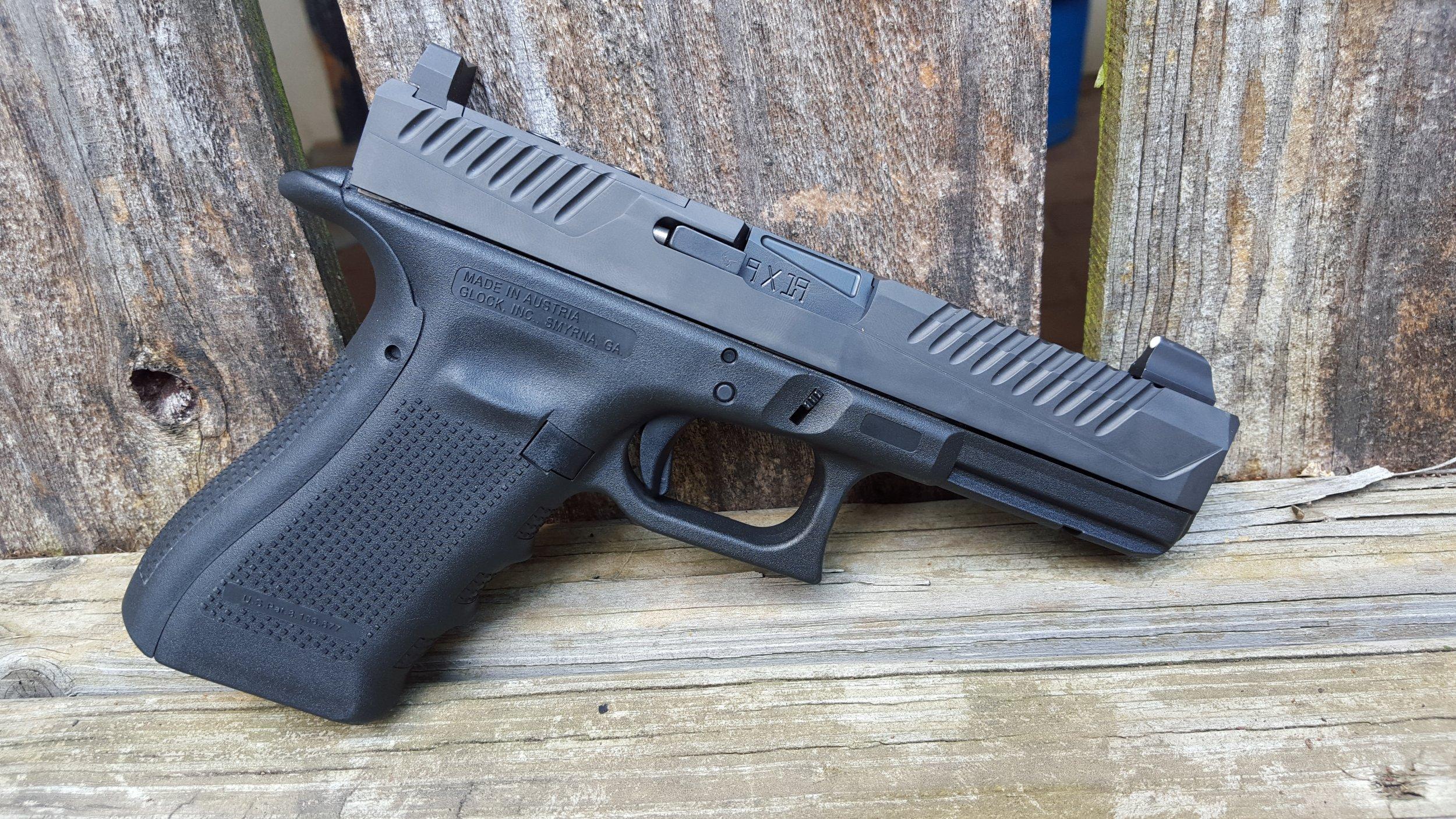 Jeff Gurwitch Runs the VooDoo Innovations VDI Enforcer Glock 17 (G17
