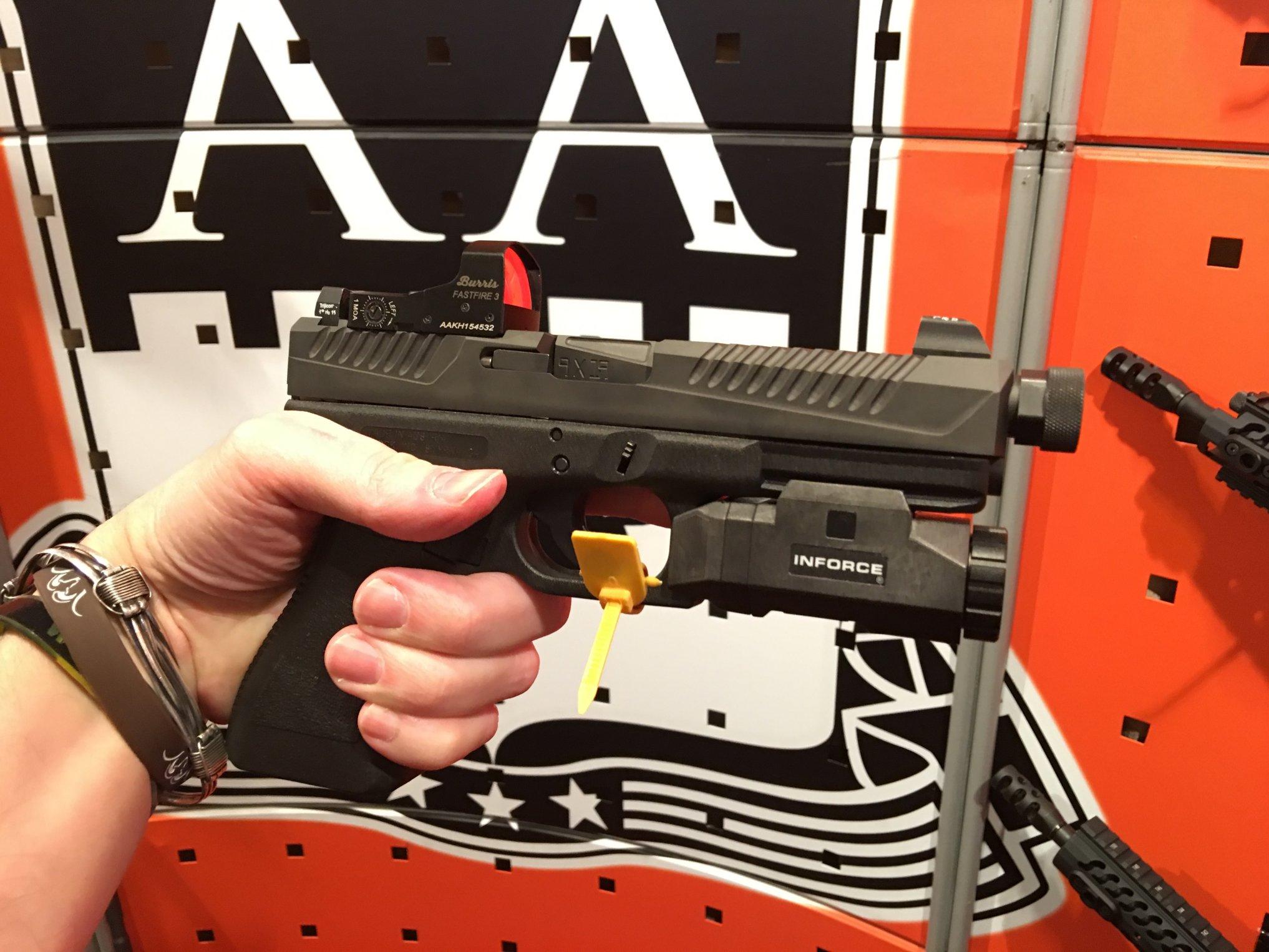 VooDoo Innovations VDI Slayer Glock 17 (G17) Slide/Upper
