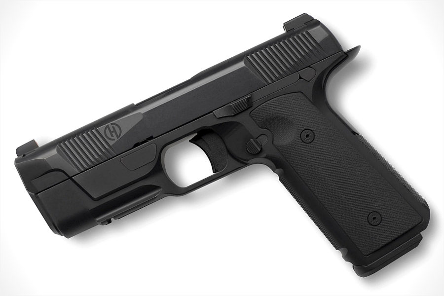 Hudson H9 Low-Bore-Axis Striker-Fired High-Capacity 9mm Combat