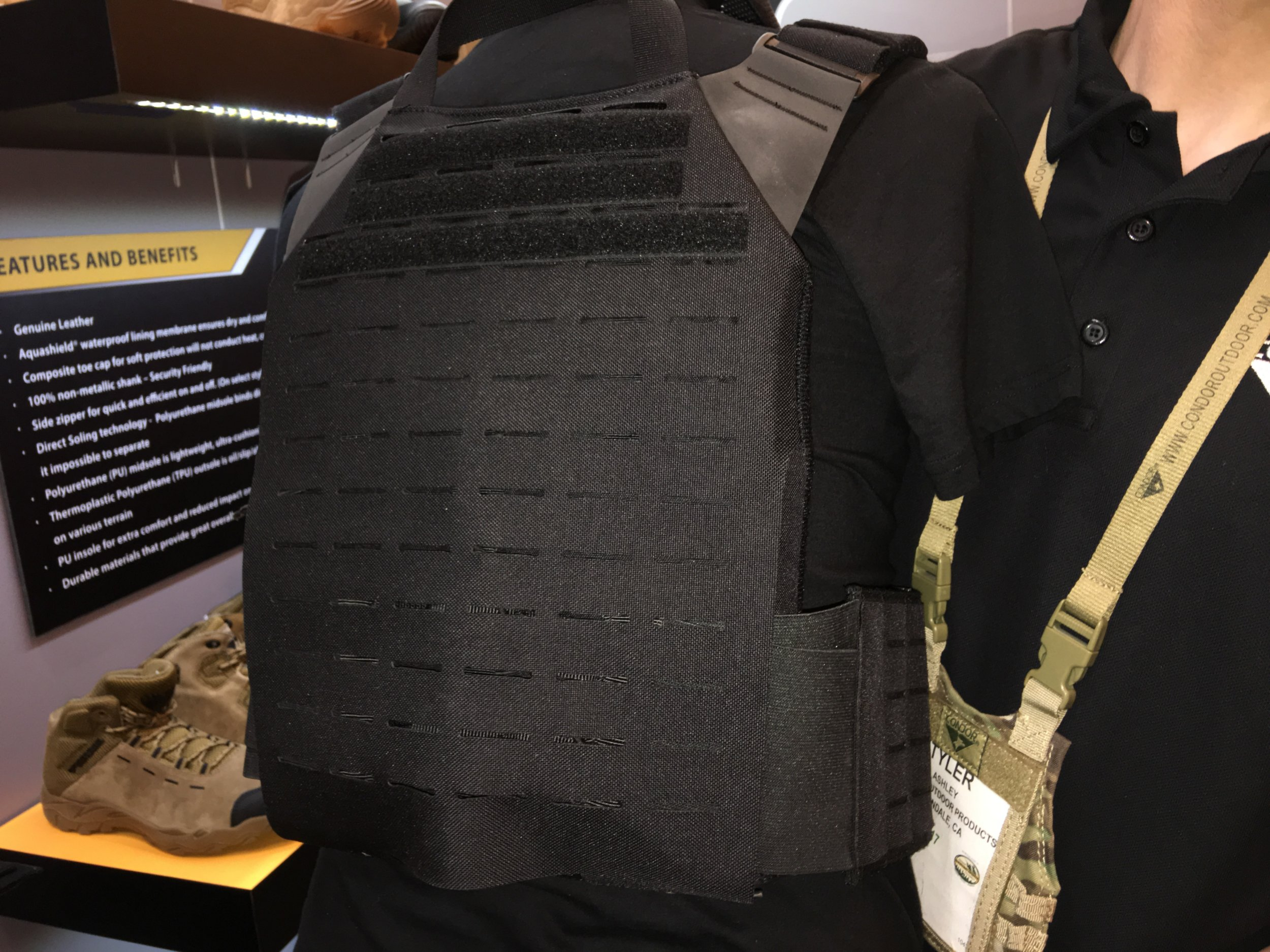 Condor Vanquish Armor System (VAS) Minimalist, Modular ...