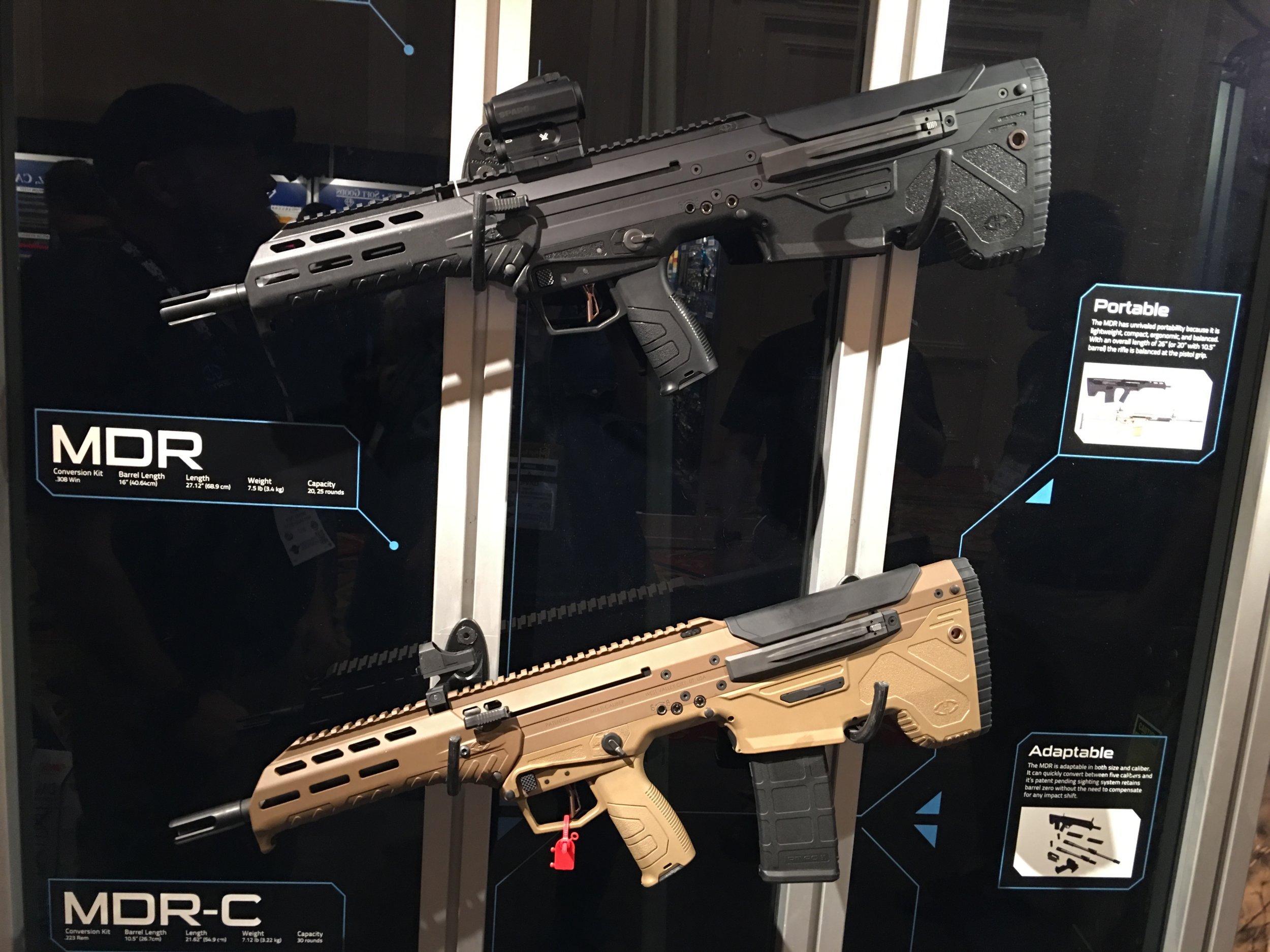 Desert Tech Dt Mdr Micro Dynamic Rifle 7 62mm And Mdr C Compact 5 56mm Nato Bullpup Combat Tactical Rifle Carbine Sbr Update Finally Production Ready Video Defensereview Com Dr An Online Tactical Technology And Military Defense Technology