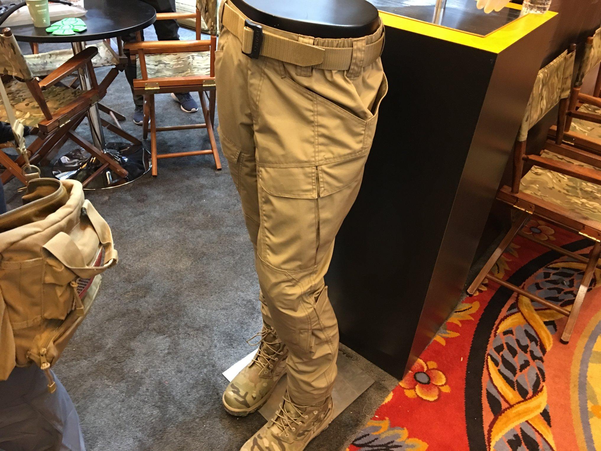 Condor Outdoor Products Short Sleeve Combat Shirt Arm