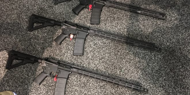 Midwest Industries MI Gen-3 M-LOK Extended Free-Float Modular Tactical Handguards/Rail Systems! (Video!)