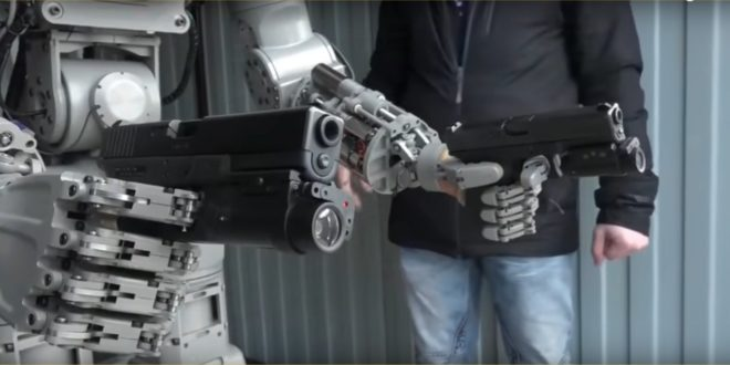 Russian Robot Soldiers and Drone Swarms: Science Fact or Fiction? Meet FEDOR, Vikhr ('Whirlwind') and Smerch!