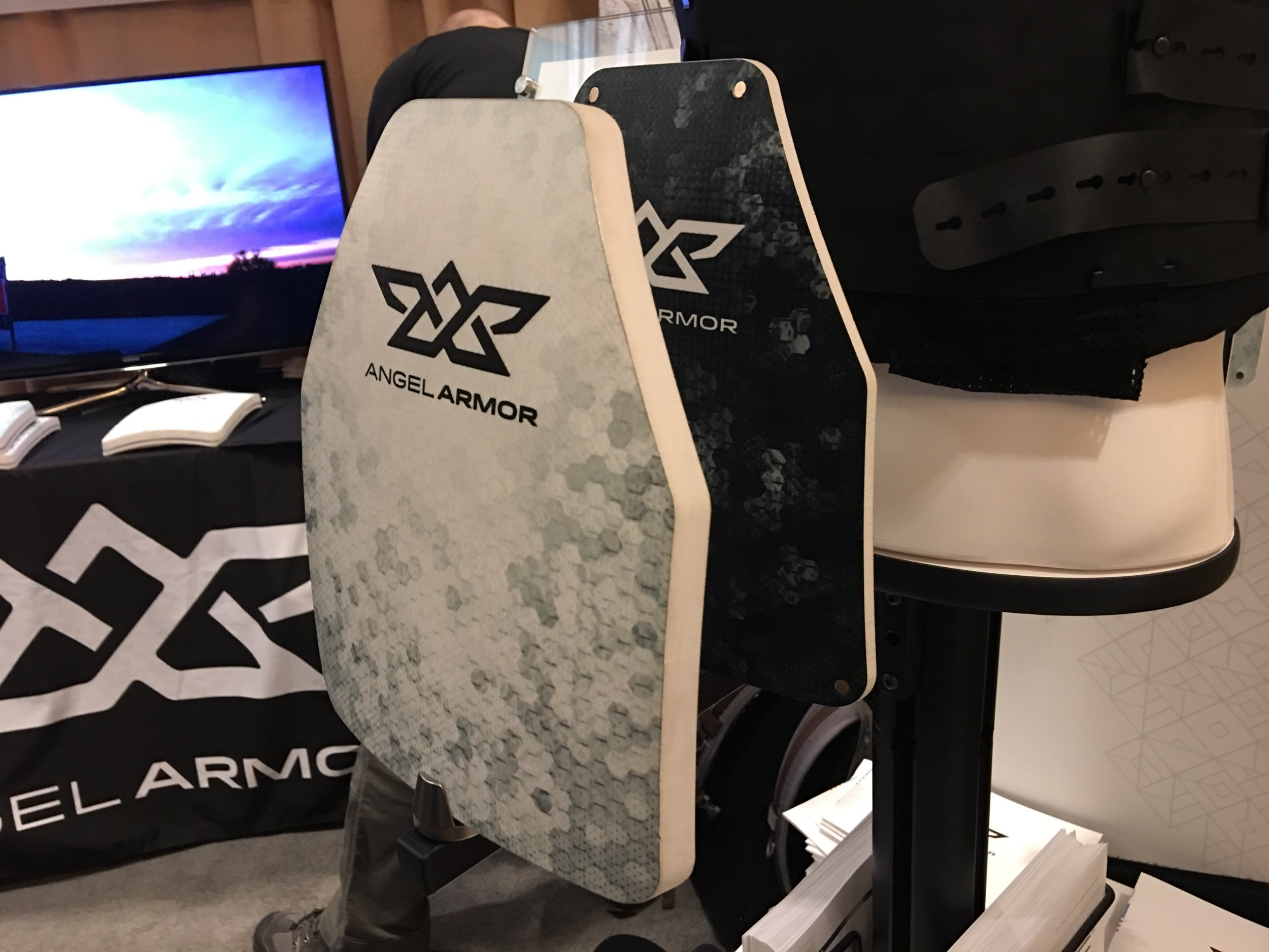 Angel Armor Truth Snap Concealable Magnetic Hard Armor