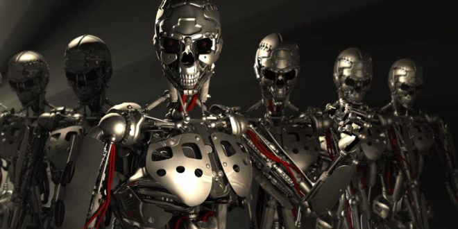 Army Research Lab (ARL) developing Hardened Automonomous, Artificially-Intelligent (AI) Distributed Robot Swarms (or, Swarm Bots) for Future Electronic Warfare Environments: Will They be Ready and Capable for World War III (WWIII)?