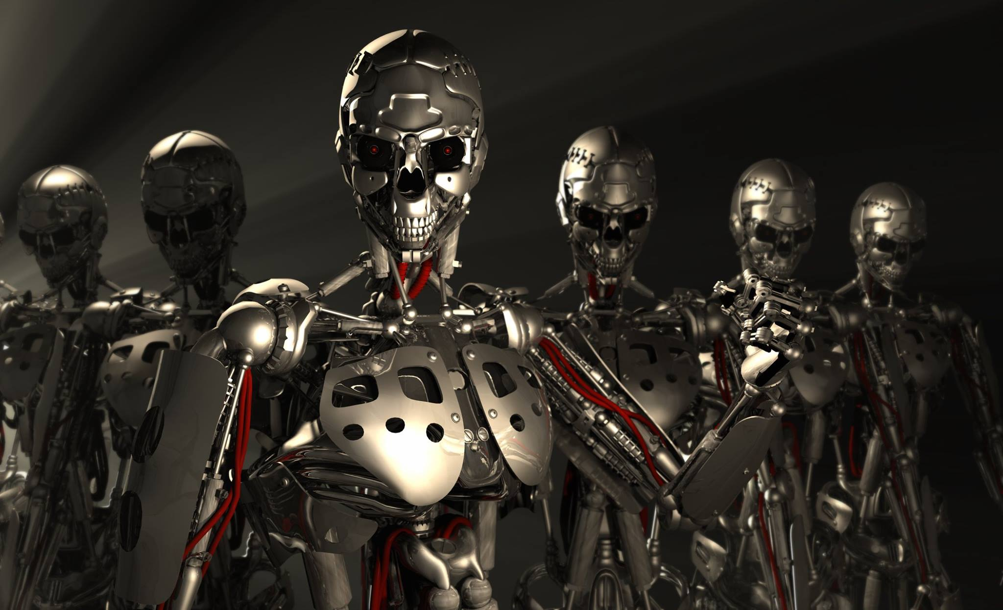 ... DARPA (Defense Advanced Research Projects Agency), and the U.S. Air Force developing (mostly) autonomous, artificially-intelligent (AI) ground robot, ...
